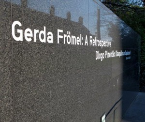 Gerda Frömel: A Retrospective at IMMA