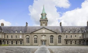 Royal Kilmainham Hospital courtyard