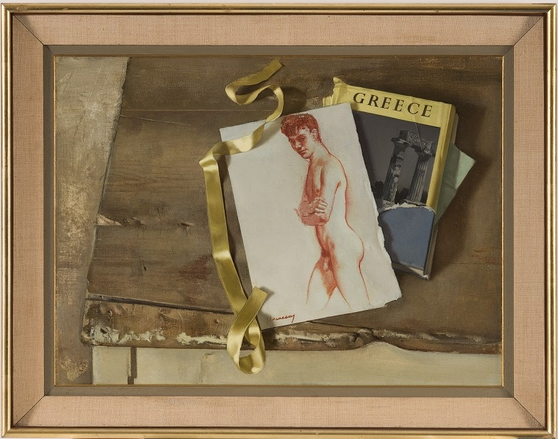 The Yellow Ribbon, c. 1956