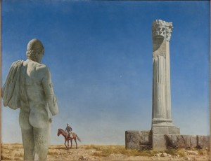 Horseman, pass by, 1964 private collection