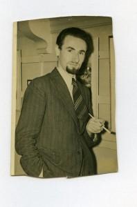 Patrick Hennessy November 1940