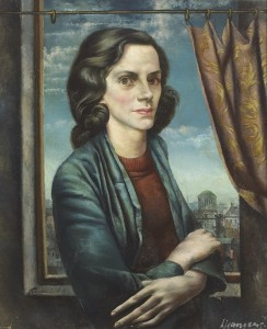 Portrait of a Woman, c. 1945 private collection